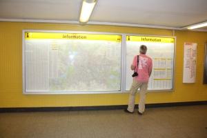 Train transport in Berlin