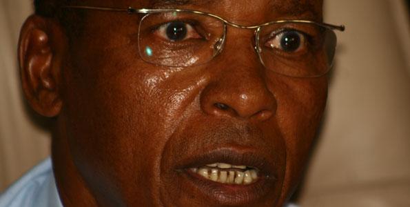 Makueni Senator Mutula Kilonzo who died at his ranch in Maanzoni,Machakos County on April 27