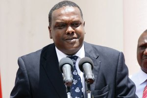 CS for Culture and Sports Hassan Wario